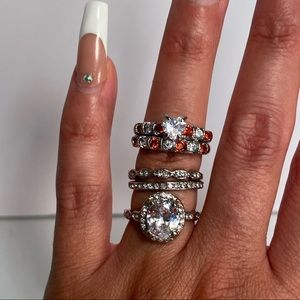 Accessories - Luxury fashion engagement rings